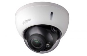 Dahua HDCVI 2Megapixel 1080P Resolution Varifocal 2.7~12mm Lens 30M IR Vandal-proof Dome Camera