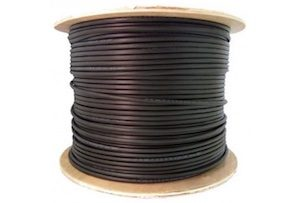 CAT6 305m Pull Box Solid Core Grey Cable (Indoor use)