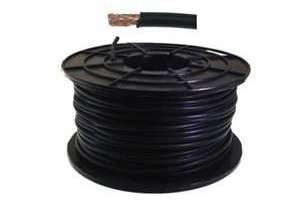 RG59 Military spec Cable Black 100m (no power)
