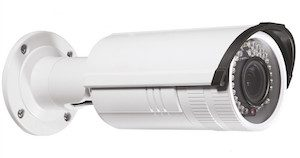 HIKVISION 4Megapixel 2.8~ 12mm Motorized Lens Vari focal 30m IR Network Bullet Camera