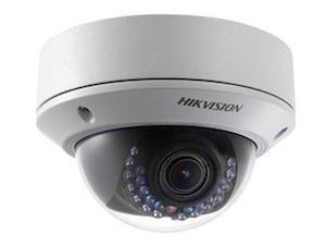 HIKVISION 2 Megapixel 2.8 – 12mm Vari focal Lens 30m IR Network Dome Camera