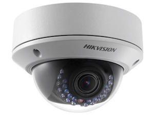 HIKVISION 4 Megapixel 2.8 – 12mm Vari focal Lens 30m IR Network Dome Camera