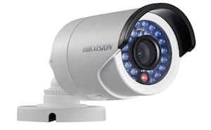 HIKVISION HD-TVI 1080p 3.6mm Lens 20m IR Bullet Camera