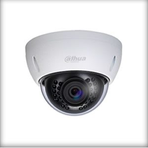 Dahua IP Dome Cameras