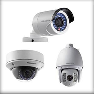 All HIKVISION IP Cameras
