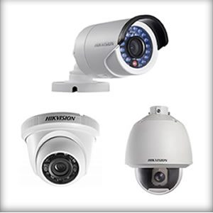 HIKVISION - All Turbo HD Cameras