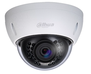 Dahua 3 Megapixel 3.6mm Lens 20m IR Network Dome Camera