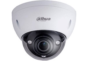 Dahua 1.3 Megapixel 2.7 ~12mm Varifocal Lens 30m IR Network Dome Camera