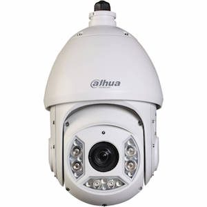 Dahua 2 Mp Full HD 30x Optical Zoom 100m IR PTZ Network Dome Camera