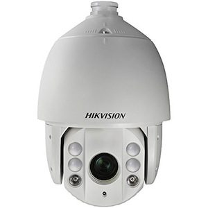 HIKVISION 1.3 Mp Full HD 20x Optical Zoom 100m IR PTZ Dome Camera