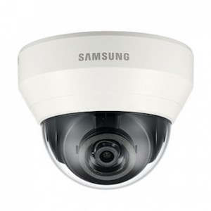 Samsung 1.3 Mp 3.6mm fixed lens PTR HD Network Dome Camera