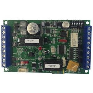 Single door Battery, Lock Controller – Virdi