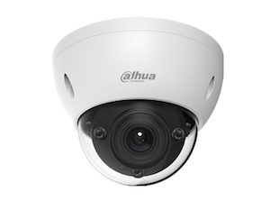 Dahua 3Megapixel 2.8 ~ 12mm Varifocal Motorised 50m IR Network Dome Camera
