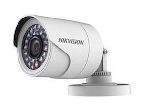 HIKVISION Turbo HD 720p 3.6mm Lens 20m IR Bullet Camera - Plastic Housing