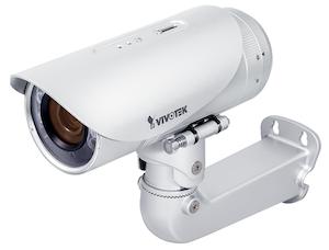 VIVOTEC 1 Mp Weather Proof 3-9mm P-Iris Lens 30m IR Network Bullet Camera