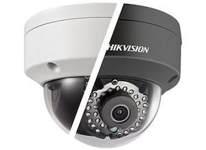 HIKVISION 4 Megapixel 2.8mm lens Weather-proof 30m IR Network Dome Camera (Copy)