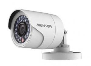 HIKVISION HD-TVI 1080p 2.8mm Lens 20m IR Bullet Camera