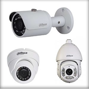 All Dahua HDCVI Cameras