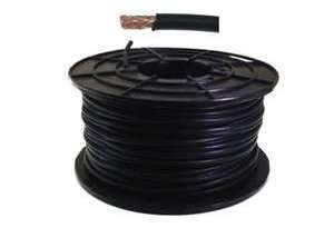 RG59 Military spec Cable Black 100m (no power)