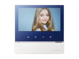 COMMAX 7″ Colour Wired Handsfree Video Intercom Monitor