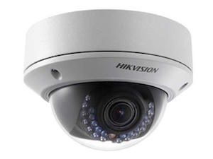 HIKVISION 2 Megapixel 2.8 – 12mm Vari focal Lens 30m IR Network Dome Camera