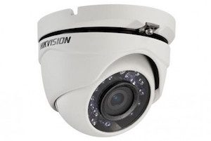 HIKVISION Turbo HD 1Mp CMOS 7200p 3.6mm lens 20m IR Dome Camera