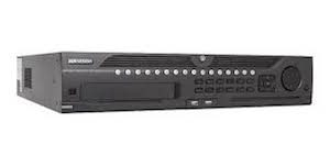 HIKVISION 64 Channel NVR K4 320Mbps 12Mp Resolutions 1 HDMI 1 RCA 1 VGA up to 48TB Storage