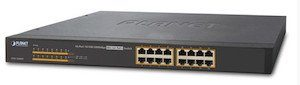 16-Port Gigabit POE Switch GSW-1600HP