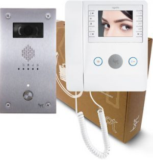 BPT Agata Video Monitor (Colour) intercom system