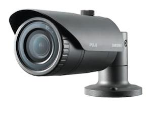Samsung 2Mp Weather-proof 2.8~12mm Varifocal lens LDC 20m IR Network Bullet Camera