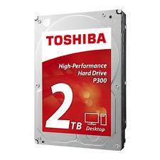 Toshiba 2TB Surveillance HDD