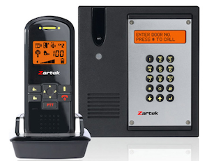 ZARTEK 1-1 Multi-user Wireless Intercom Set