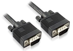 VGA High Resolution Cable 2M