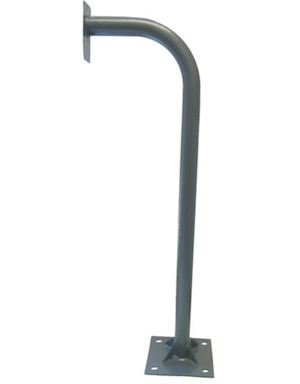 Gooseneck With Base Plate for GSM Intercom System