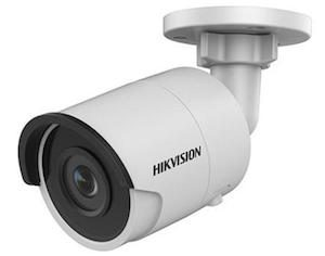 HIKVISION 5 Megapixel 4mm lens Weather-proof 30m IR Multi Network Bullet Camera