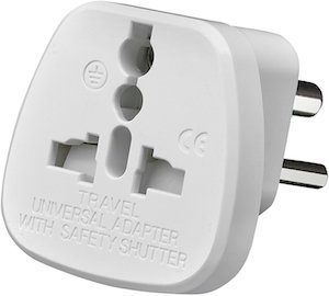 Multi purpose plug adapter