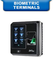 Biometric Terminals