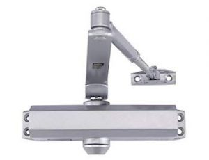 Medium duty door closer