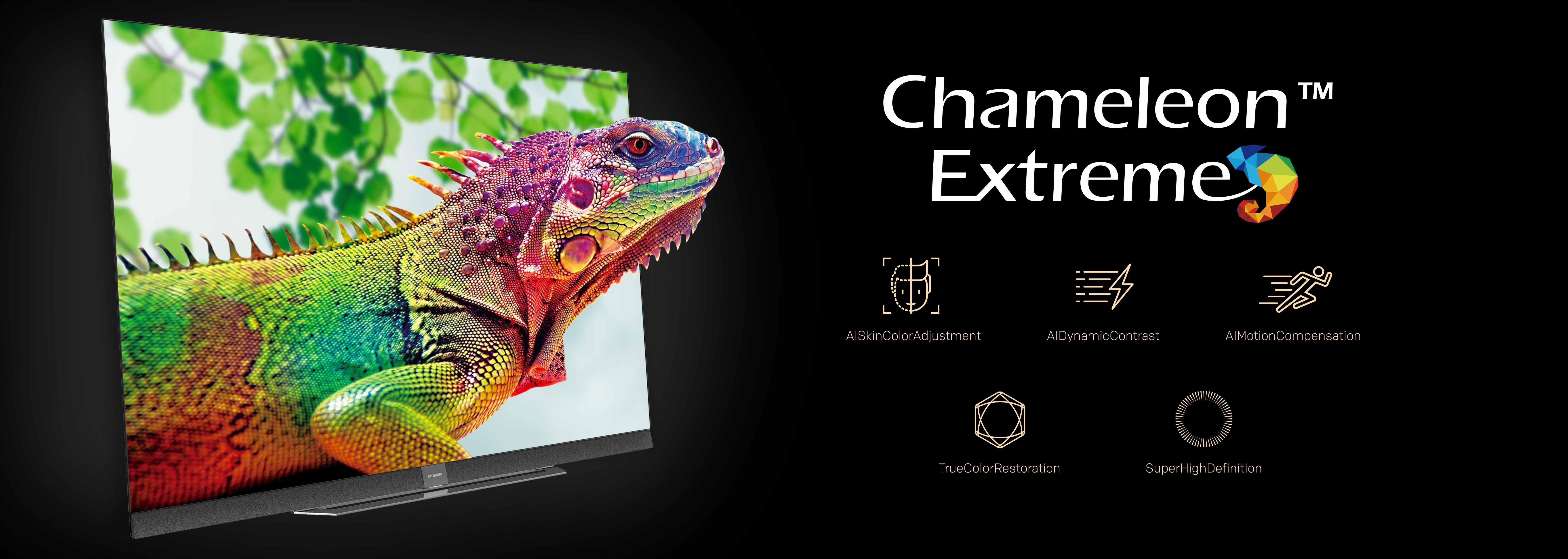 Chameleon-Extreme