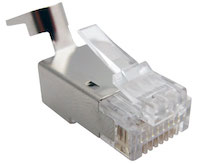 CAT6A STP RJ45 Connector