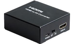 HDMI-AV Convertor