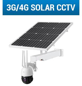3G/4G Solar CCTV