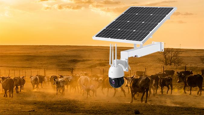 CCTV | PTZ & Solar Panels