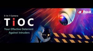 Dahua TiOC Full Colour, Active Deferrence