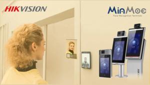 Face Recognition | Temperature & Mask Detection